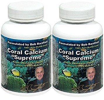 coral calcium reviews