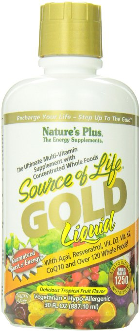 source of life gold ingredients