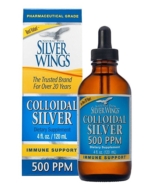 best colloidal silver water