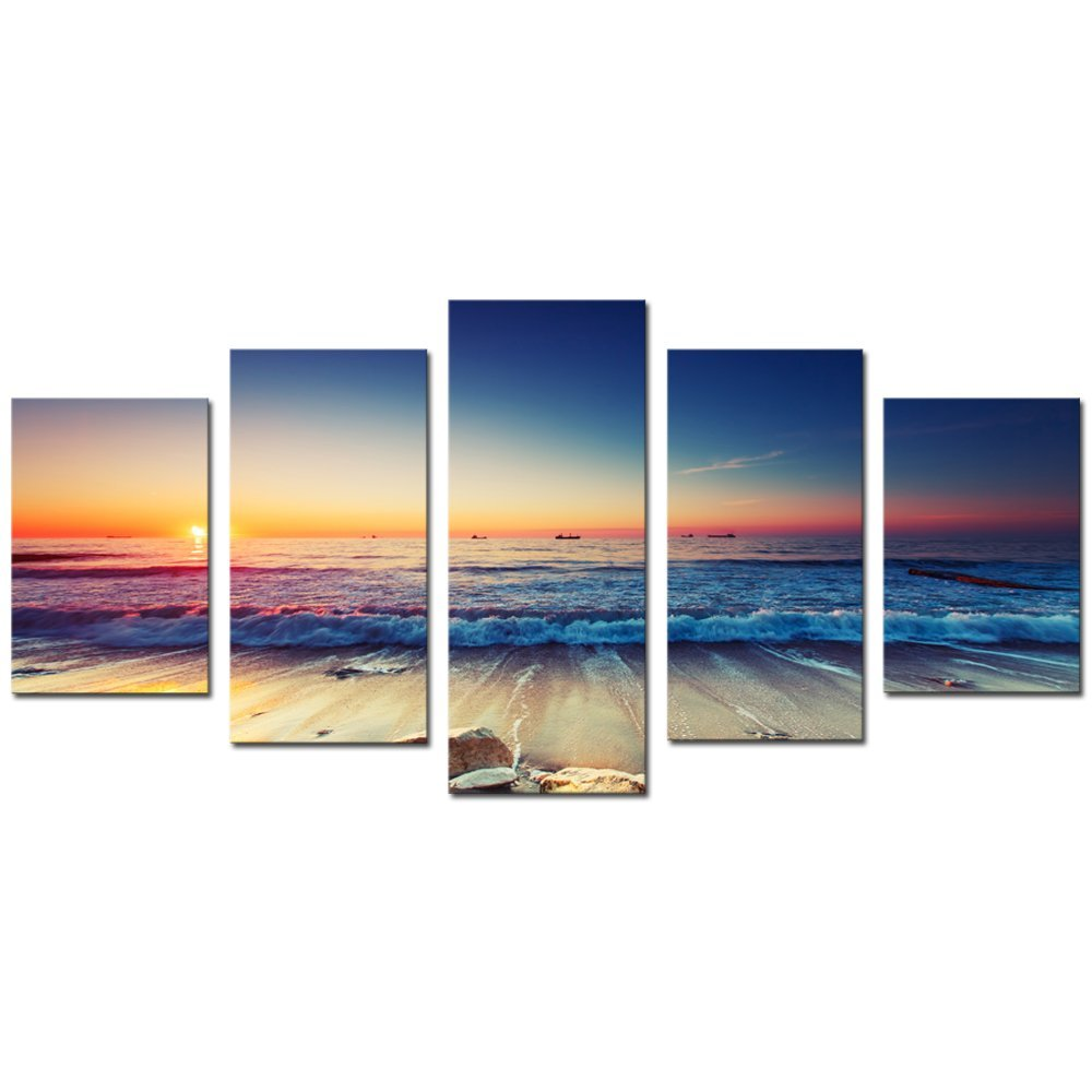 canvas wall art ecommerce niche
