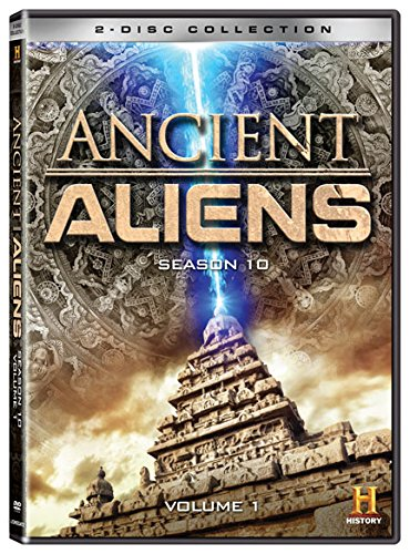 ancient aliens dvd