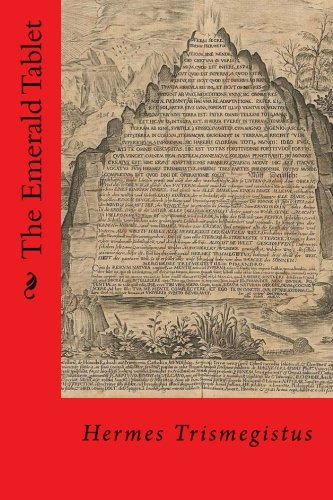 the emerald tablets book