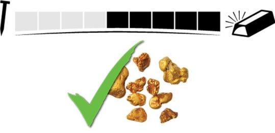 best gold detector under $1000