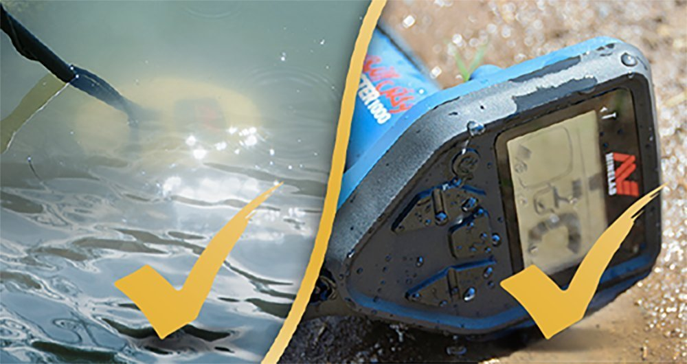 best underwater gold detector