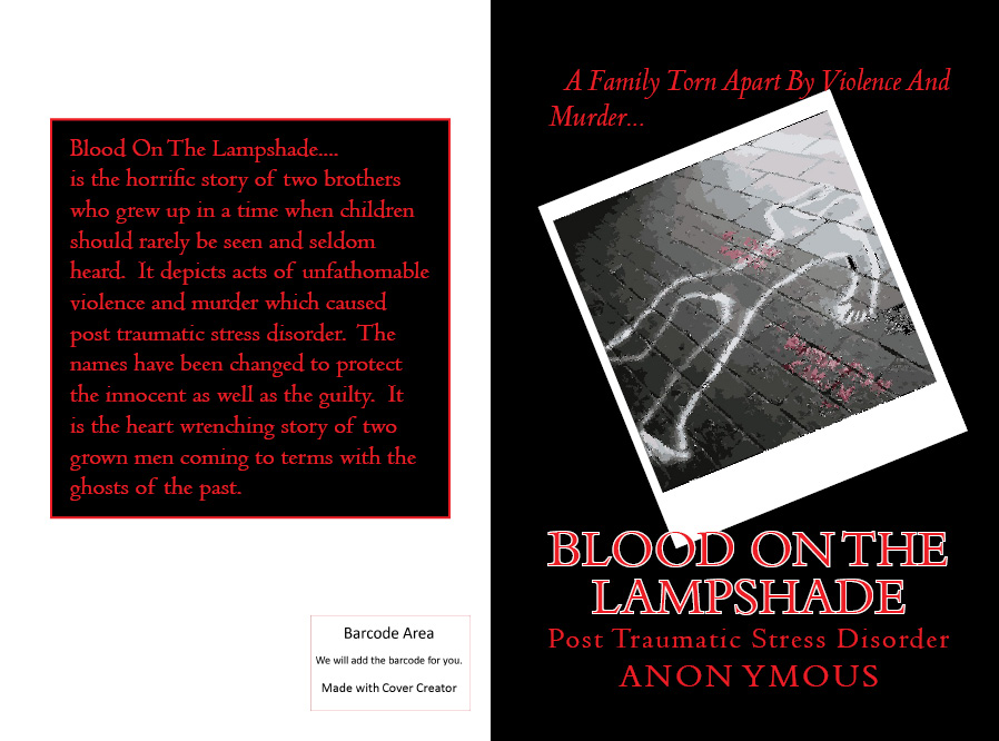 Blood On The Lamp Shade