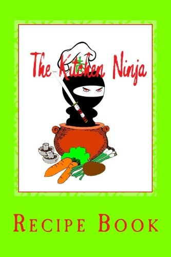 The Kitchen Ninja Recipe Book image