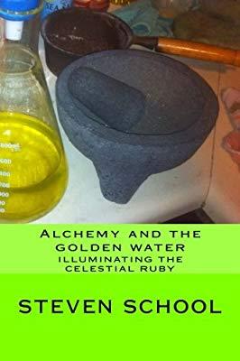 Golden water alchemy