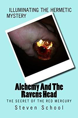 Alchemy red mercury