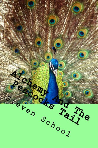 Peacocks tail alchemy Steven school