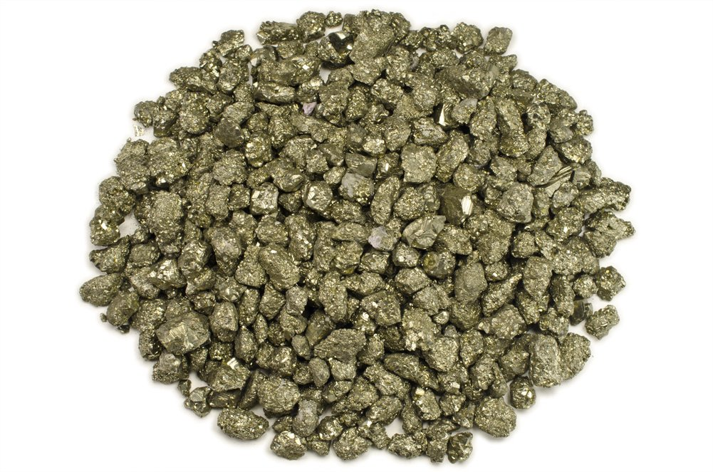 iron pyrite alchemy philosopher's stone image