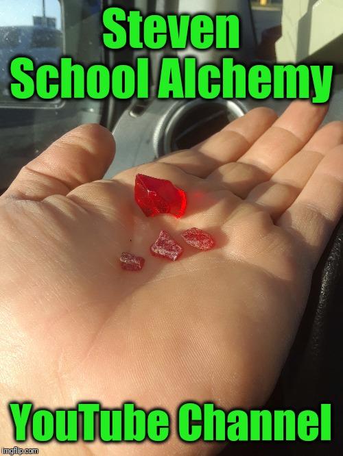 Alchemy of Steven School