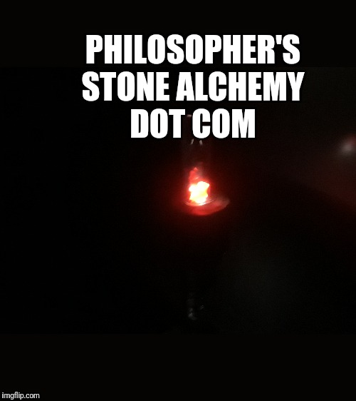 Philosopher's Stone Alchemy