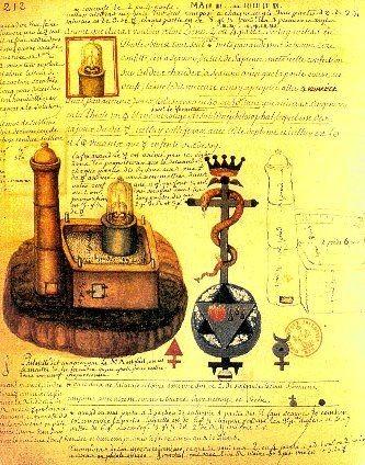 Nicholas Flamel alchemy