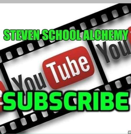 Illustration for the Steven School Alchemy YouTube channel