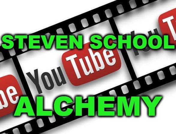 steven school alchemy youtube channel image