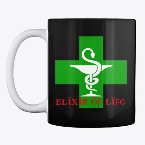 elixir of life cup