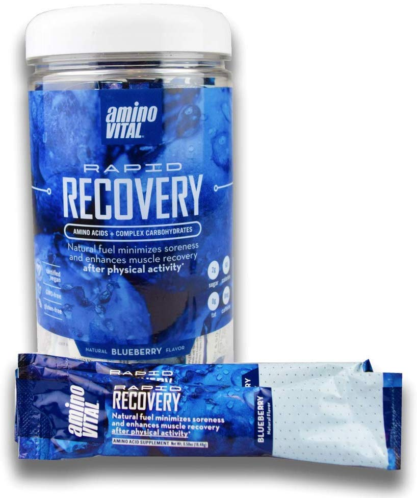 rapid recovery workout supplement