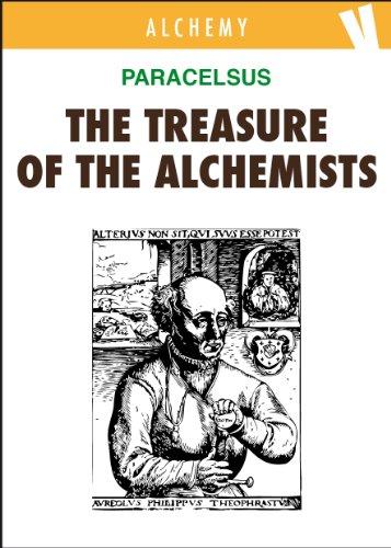 alchemy book by paracelsus